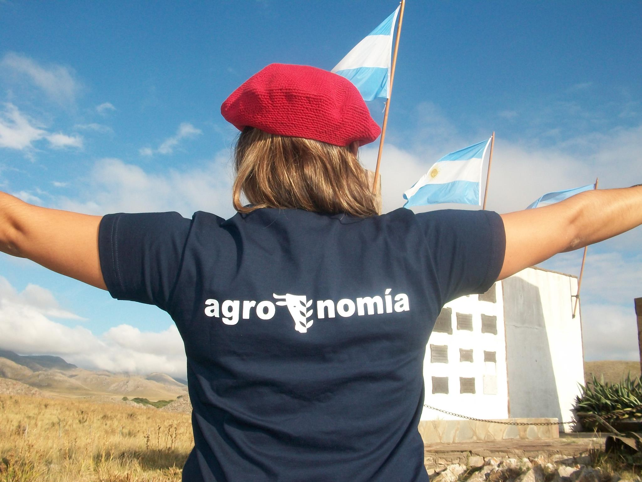 Agronomía - Remera