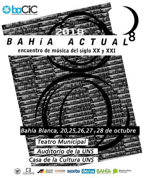 imagen asociada al evento Bahía Actual, fecha 26/10/18