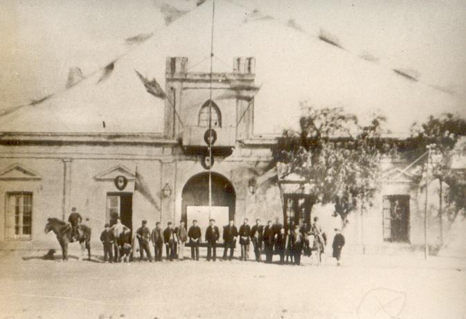 Fortaleza Protectora - Bahía Blanca