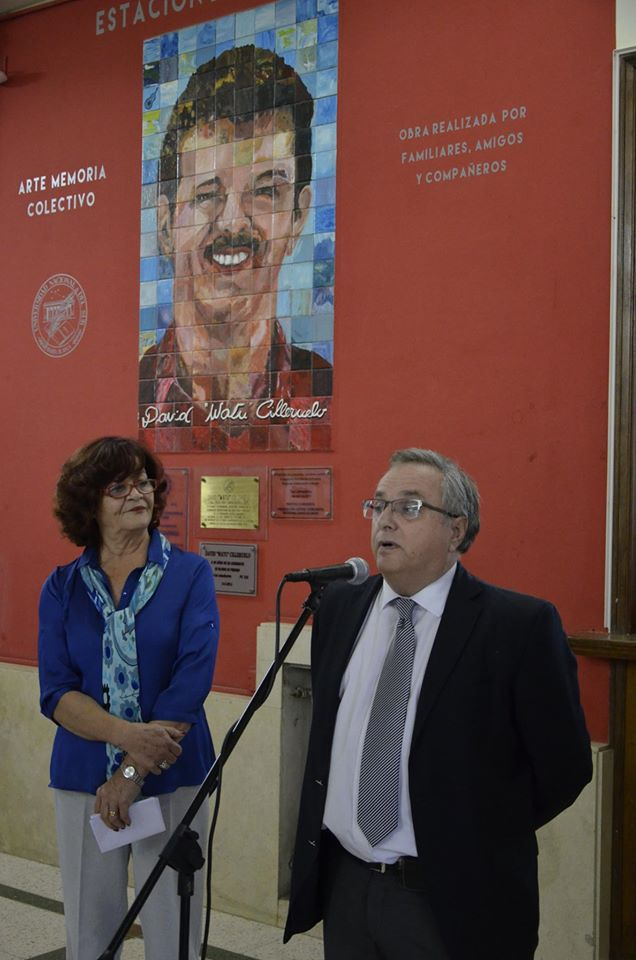 Homenaje a David Watu Cilleruelo