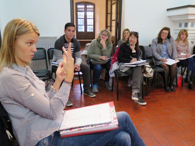 Imagen noticia: Entrega de certificados de Lengua de Señas Argentinas