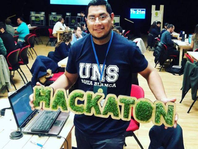 Imagen noticia: Segundo lugar en Hackatón sobre tecnologías para el agro