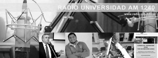 Imagen noticia: Los temas más importantes de la semana universitaria, siempre en Radio UNS