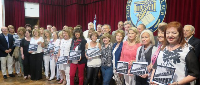 Imagen noticia: Homenaje al personal jubilado en la UNS