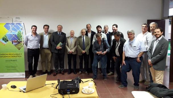 Imagen Noticia: Participación de científicos de la UNS en Jornadas de la Red UNIR-CUIA