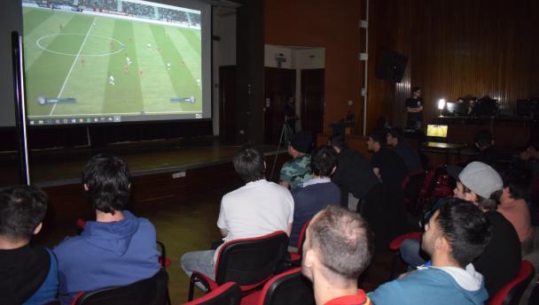 Imagen Noticia: Los E-Games, en los Interdepartamentales