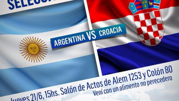 Imagen Noticia: La Selección juega en pantalla gigante