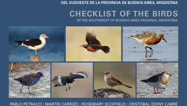 Imagen Noticia: Presentaron lista de aves del sudoeste
