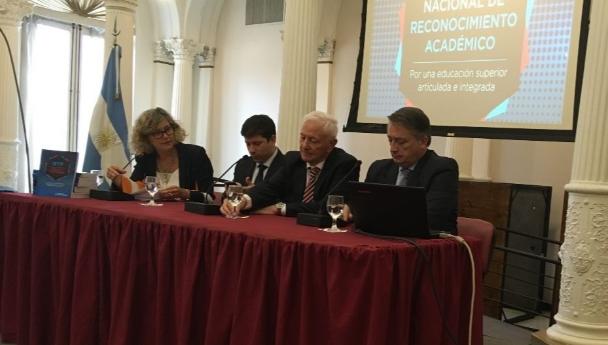 Imagen Noticia: Nuevos convenios para el Reconocimiento Académico de Trayectos Formativos