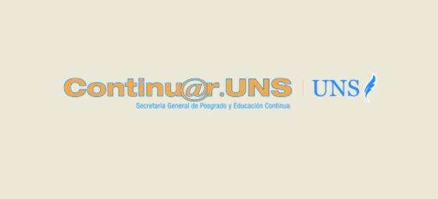 imagen de la noticia: La plataforma virtual de la UNS ofrece cuatro nuevas oportunidades de formación