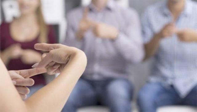 imagen de la noticia: Se postergó el inicio del curso de Lengua de Señas Argentina