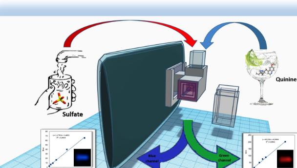 Imagen Noticia: Científicos de la UNS crean dispositivo para realizar análisis químicos desde