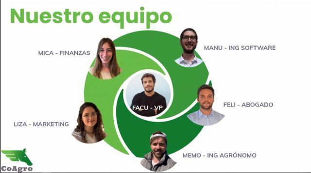imagen de la noticia: CoAgro, el equipo ganador del desafío BP Innova 2020