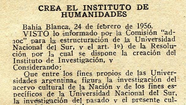 Imagen Noticia: El Consejo Superior aprobó la reapertura de un Instituto creado por Fatone y ce