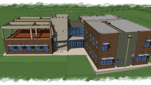 Imagen Noticia: Entra en vigencia el contrato para la construcción del edificio de Derecho