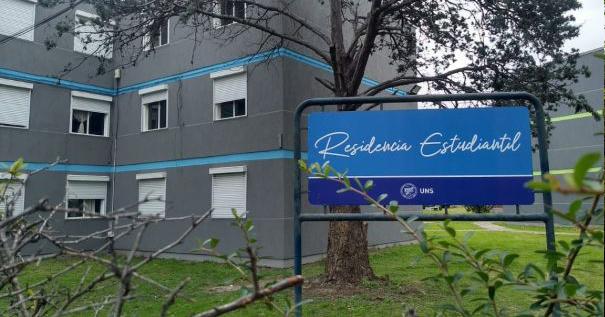Fotografía Edificio Departamento de Ciencias e Ingeniería de la Computación - Campus Palihue