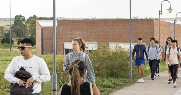 Fotografía Sala de Lectura - Biblioteca Central - Complejo Avenida Alem