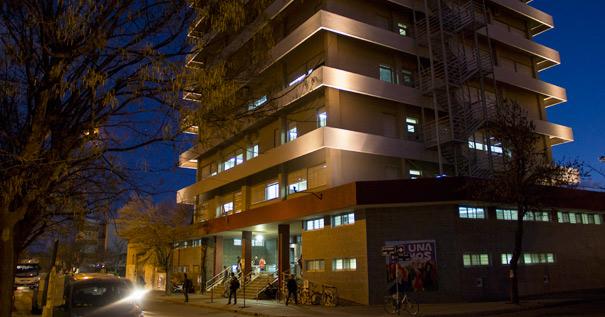 Fotografía Aulas - Campus Palihue