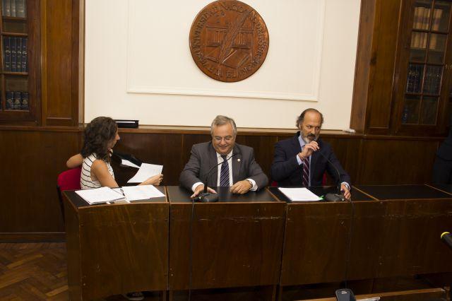 Imagen noticia: Cambios en las Secretarías del Rectorado