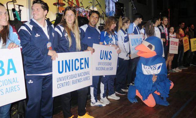 Imagen noticia: La UNS será sede de los Juegos Universitarios Regionales