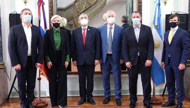 Imagen Noticia: Participó la UNS del lanzamiento del Ateneo Ruso Argentino